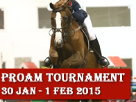THE PROAM TOURNATMENT